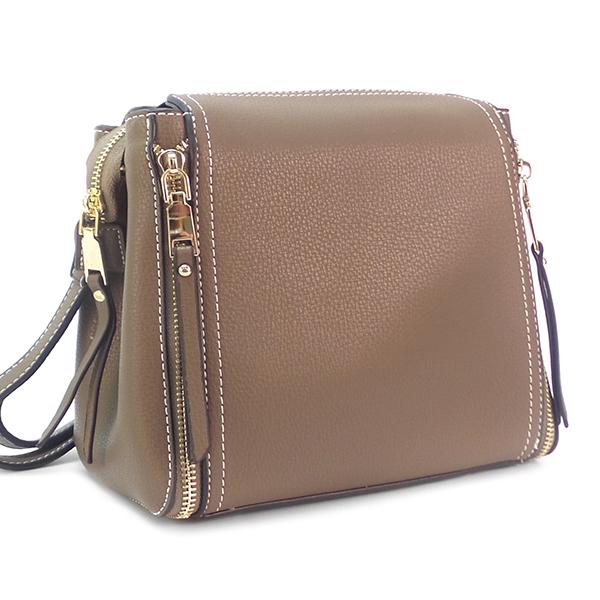 Женская сумка Borgo Antico. 33082 khaki