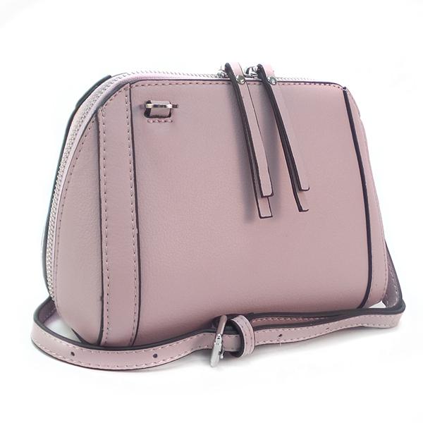 СКИДКА. Женская сумка Borgo Antico. Кожа. 3421/1116 pink
