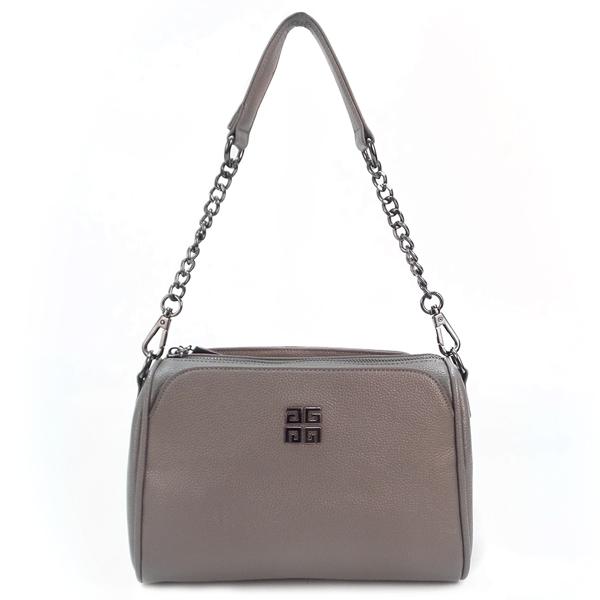 Женская сумка. 3710 d.grey