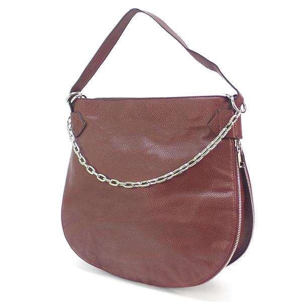 Женская сумка Borgo Antico. 3931 wine red