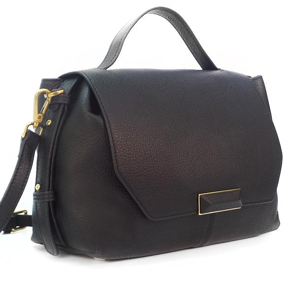 Женская сумка Borgo Antico. Кожа. 531 black
