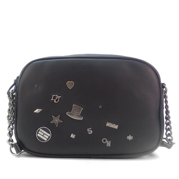 Женская сумка David Jones. 5642-1 black