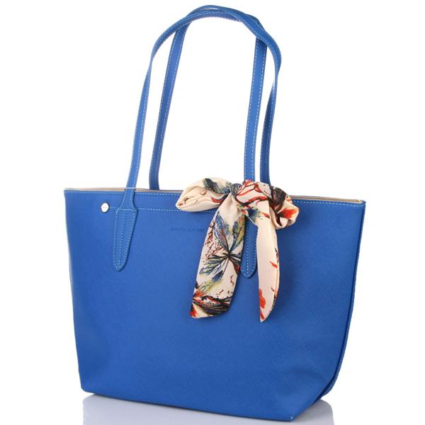 Женская сумка David Jones. 5719-1 blue