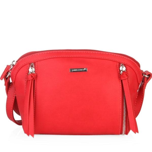 Женская сумка David Jones. 5751-1 red