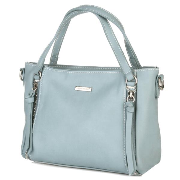 СКИДКА. Женская сумка David Jones. 5751-2 pale blue