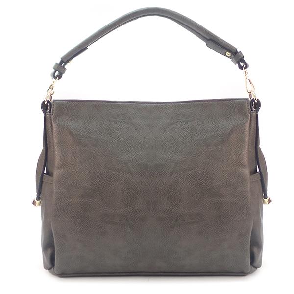 Женская сумка Borgo Antico. 6001 grey