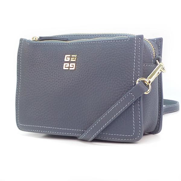 Женская сумка Borgo Antico. Кожа. 6171 cowboy blue