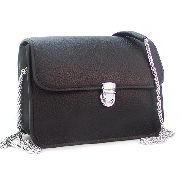 Женская сумка Borgo Antico. Кожа. 6201/6021 black
