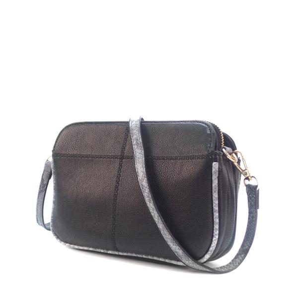 СКИДКА. Женская сумка Borgo Antico. 8015 black