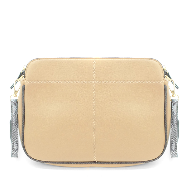 Женская сумка Borgo Antico. 8025/SM045-8819 apricot