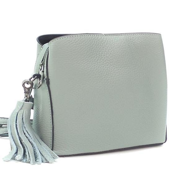 Женская сумка Borgo Antico. Кожа. 8129 blue