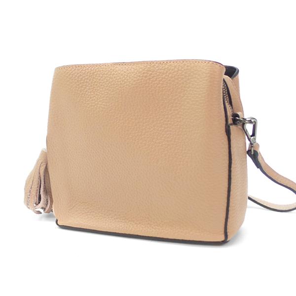 Женская сумка Borgo Antico. Кожа. 8129 pink