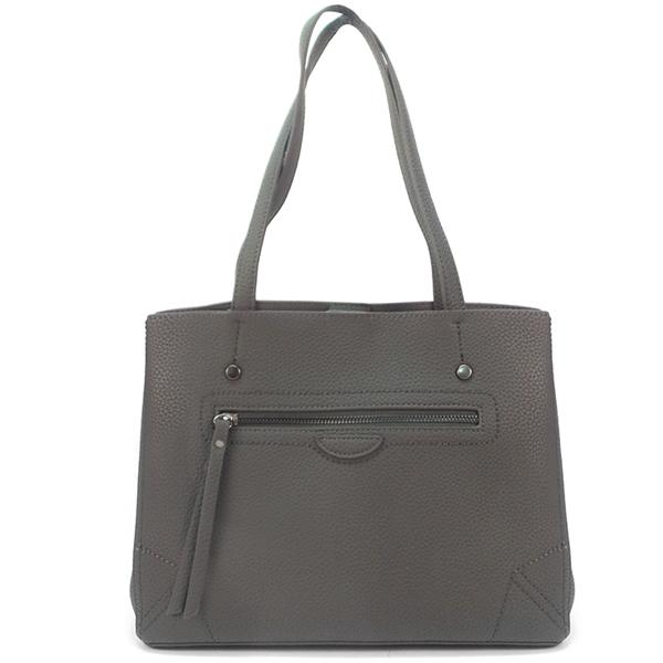 Женская сумка Borgo Antico. 8173 grey
