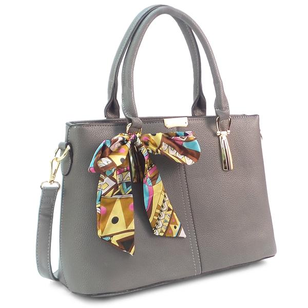 Женская сумка Borgo Antico. 88208 grey