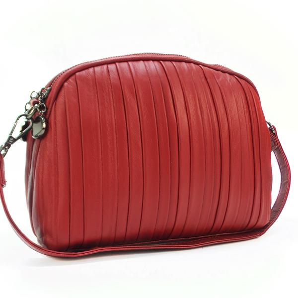 Женская сумка Borgo Antico. 8853-2 red