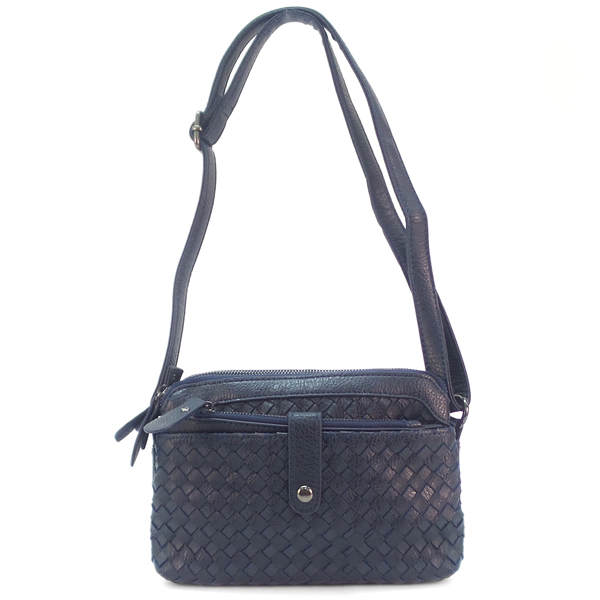 Женская сумка Borgo Antico. 8883 d. blue