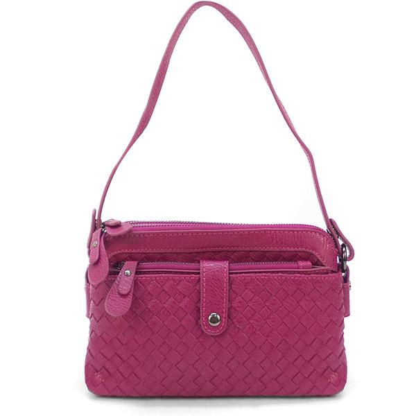 Женская сумка Borgo Antico. 8883/Q001 maroon