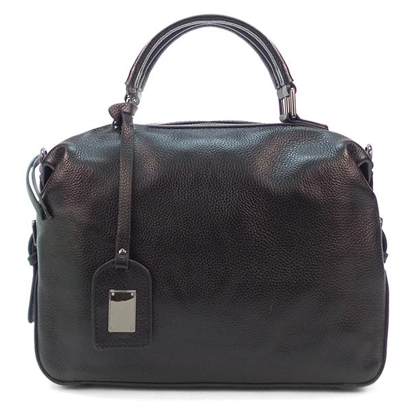 Женская сумка Borgo Antico. Кожа. 8916 black