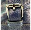 Женская сумка Borgo Antico. Кожа. 8916 d. blue