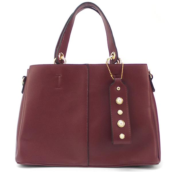 Женская сумка Borgo Antico. 9052 bordeaux