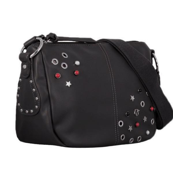 Женская сумка David Jones. CM 3643 black