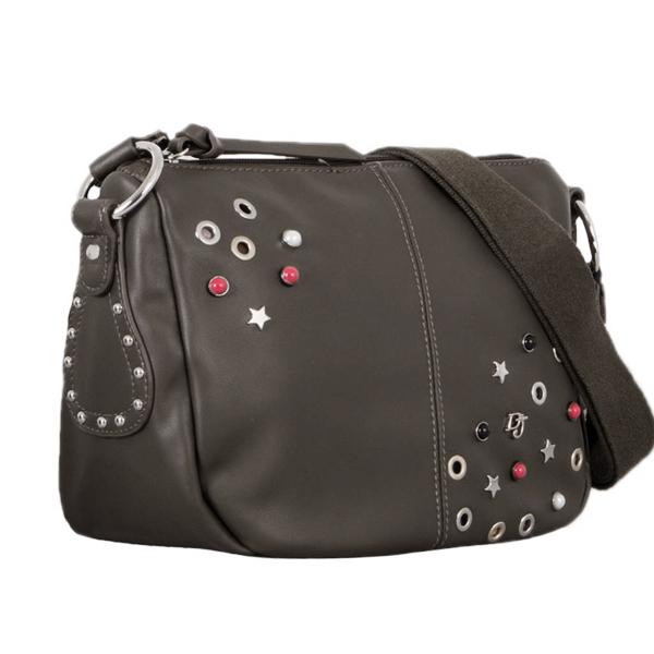 Женская сумка David Jones. CM 3643 d.grey