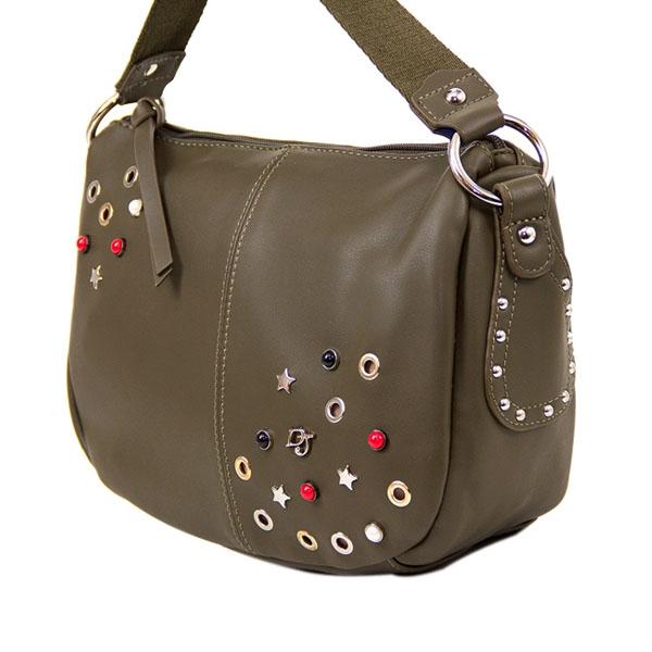 Женская сумка David Jones. CM 3643 khaki