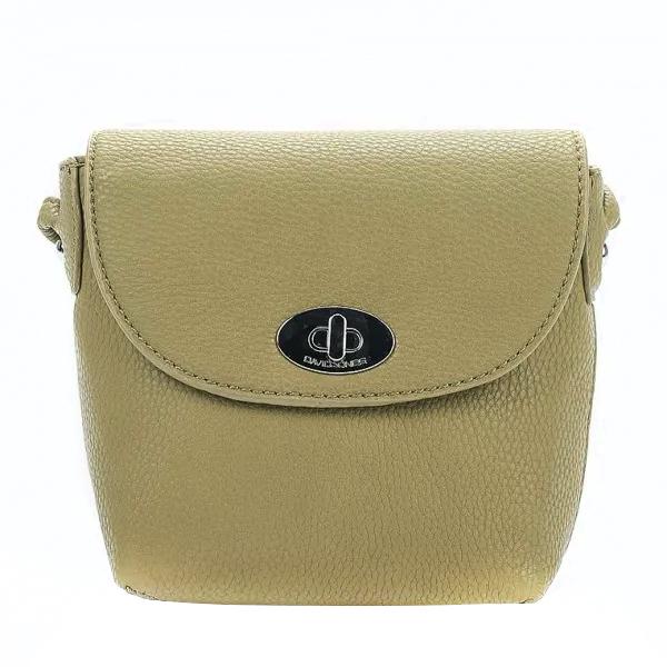 Женская сумка David Jones. CM 3709 khaki