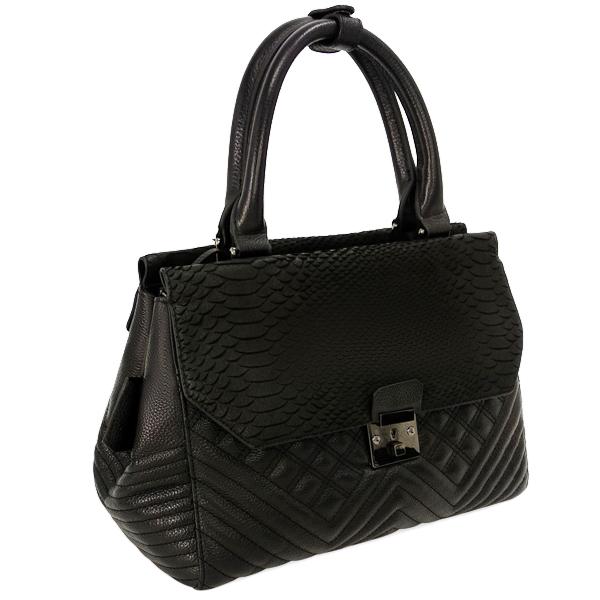 Женская сумка Borgo Antico. Кожа. HW 083 black