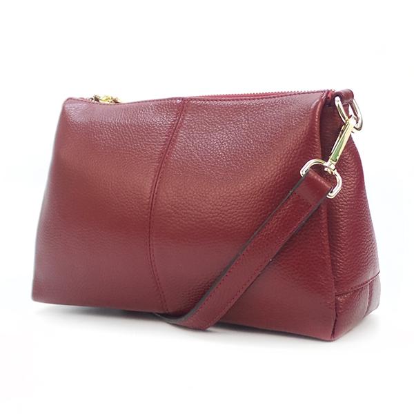 Женская сумка Borgo Antico. Кожа. K 106 red (NN)