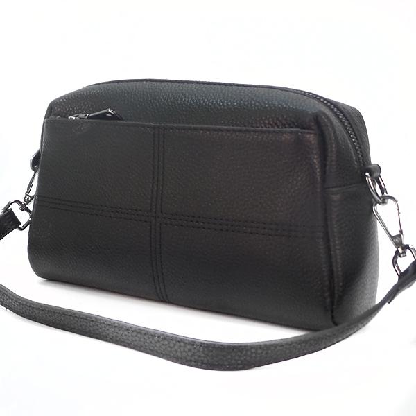 Женская сумка Borgo Antico. Кожа. K 252 black