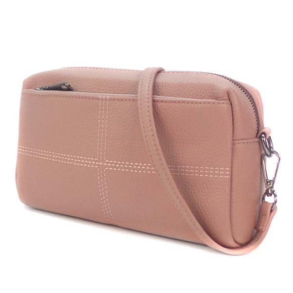 Женская сумка Borgo Antico. Кожа. K 252 pink