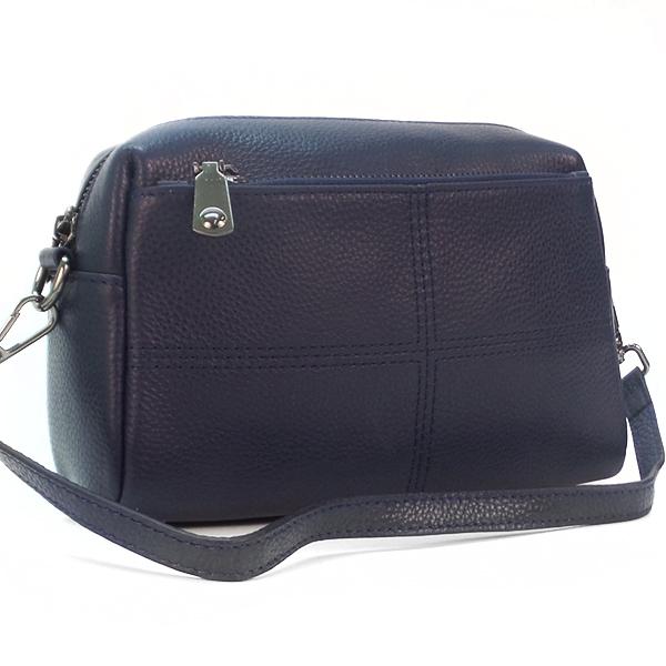 Женская сумка Borgo Antico. Кожа. K 252 royal blue
