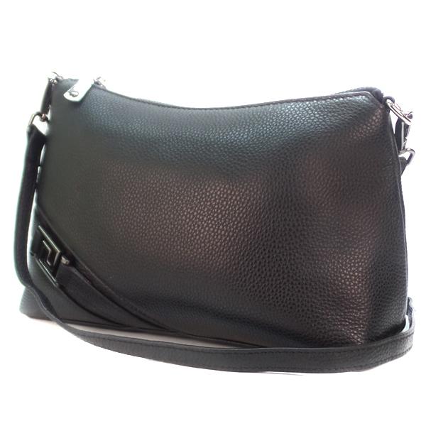 Женская сумка Borgo Antico. Кожа. K 253 black