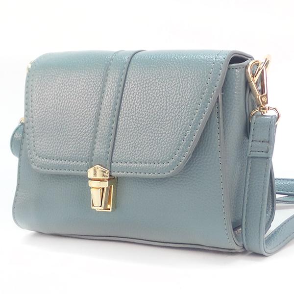 СКИДКА. Женская сумка Borgo Antico. LBP 1295 blue
