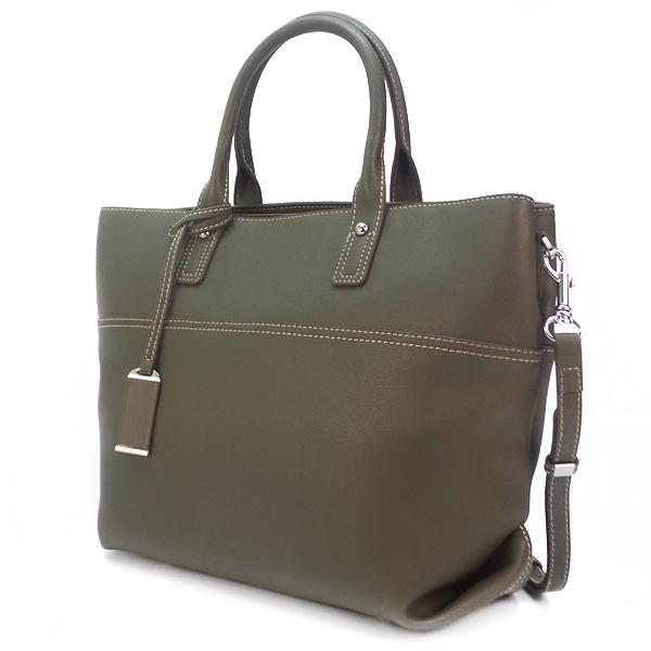 Женская сумка Borgo Antico. Кожа. P 118 khaki