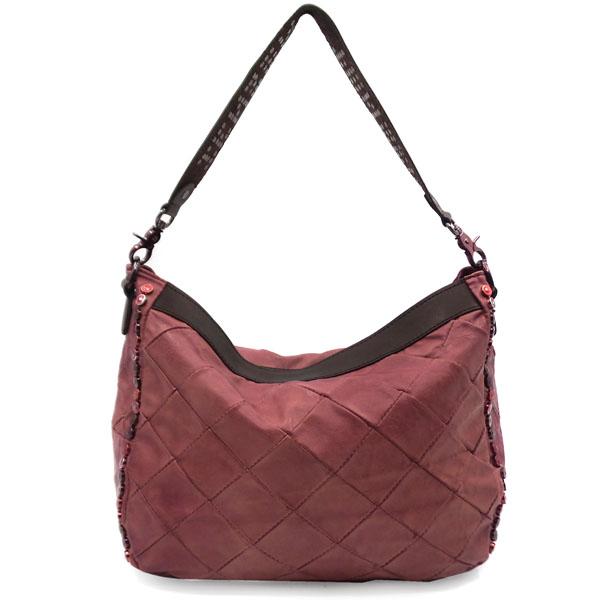 Женская сумка. PG 1308 maroon