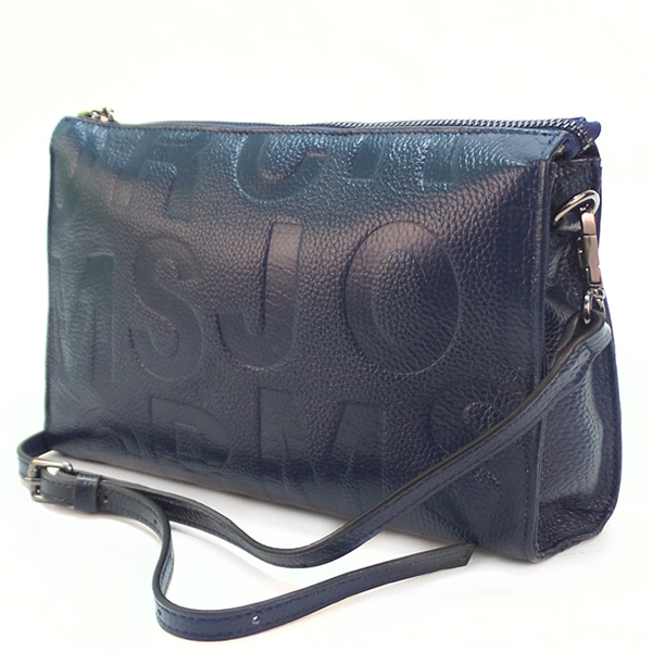 Женская сумка Borgo Antico. T 1006 d.blue