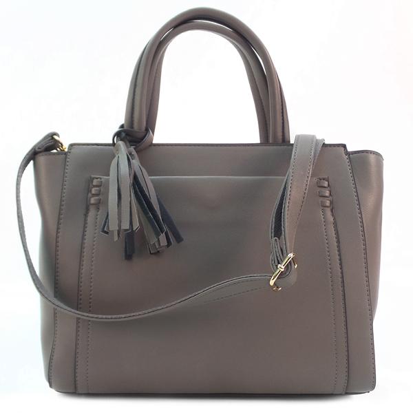 Женская сумка Borgo Antico. W 0099 grey