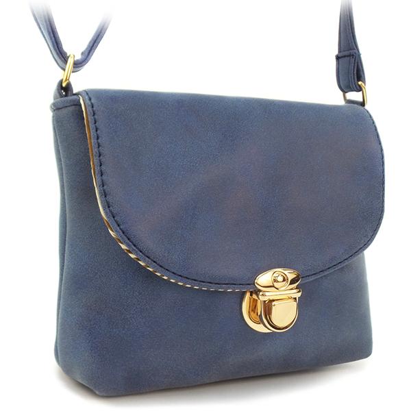 Сумка женская. 0092 d. blue