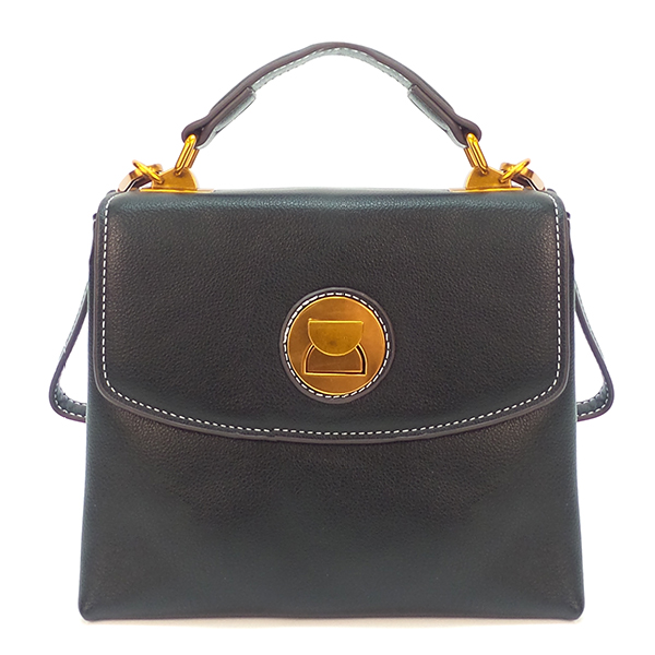 СКИДКА. Женская сумка Borgo Antico. 1748 black NN
