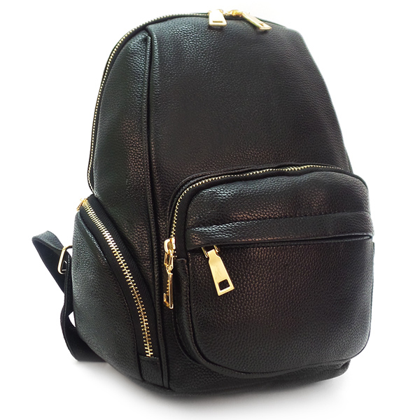 Женский рюкзак Borgo Antico. 1779 black