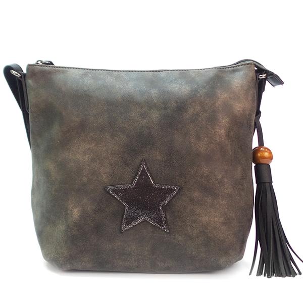 Женская сумка David Jones. 5649-3 black