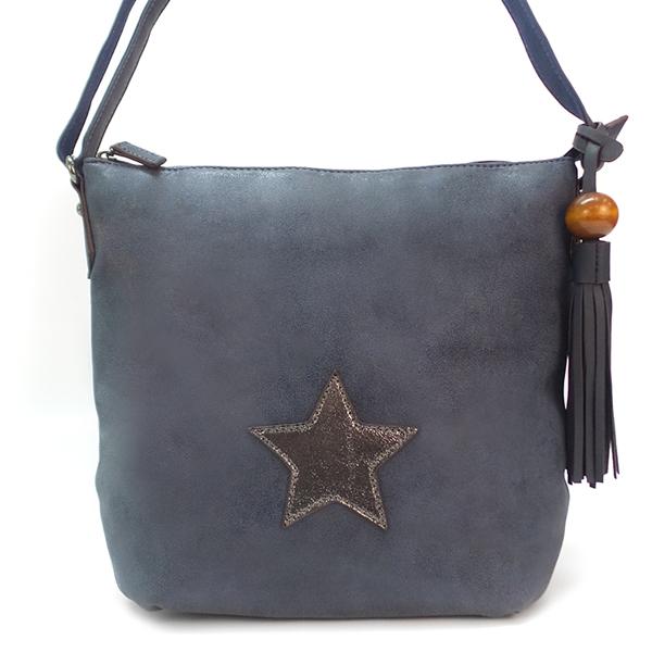 Женская сумка David Jones. 5649-3 d. blue