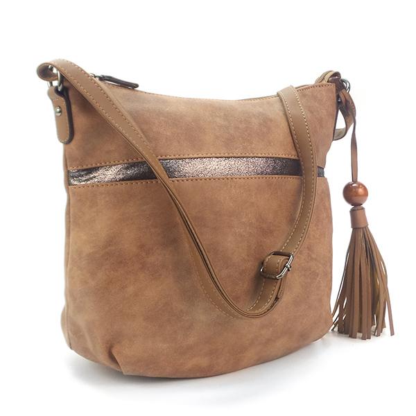 Женская сумка David Jones. 5650-1 brown