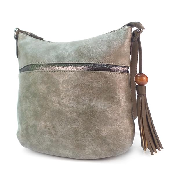 Женская сумка David Jones. 5650-1 d.khaki