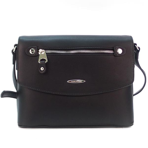 Женская сумка David Jones. 5675 A-1 black