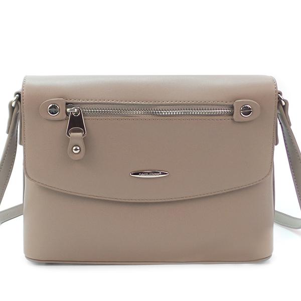 Женская сумка David Jones. 5675 A-1 grey