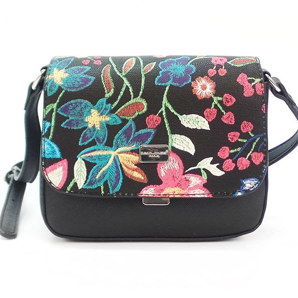 Женская сумка David Jones. 5702-1 black