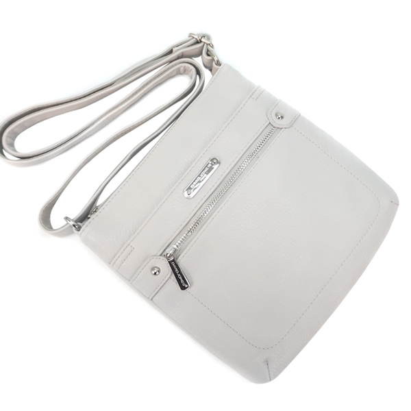 Женская сумка David Jones. 5718-2 creamy grey